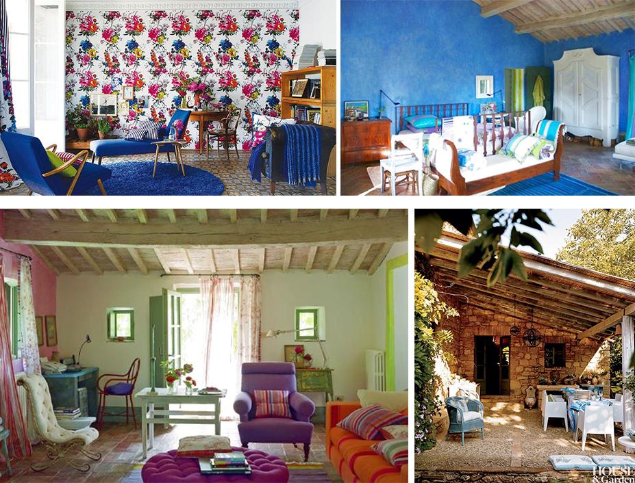 Il casale di Tricia Guild in Toscana
